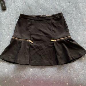 Black MK Skirt